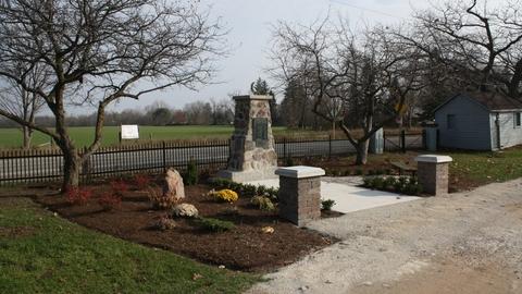 Mansfield Cenotaph Restoration November 2012